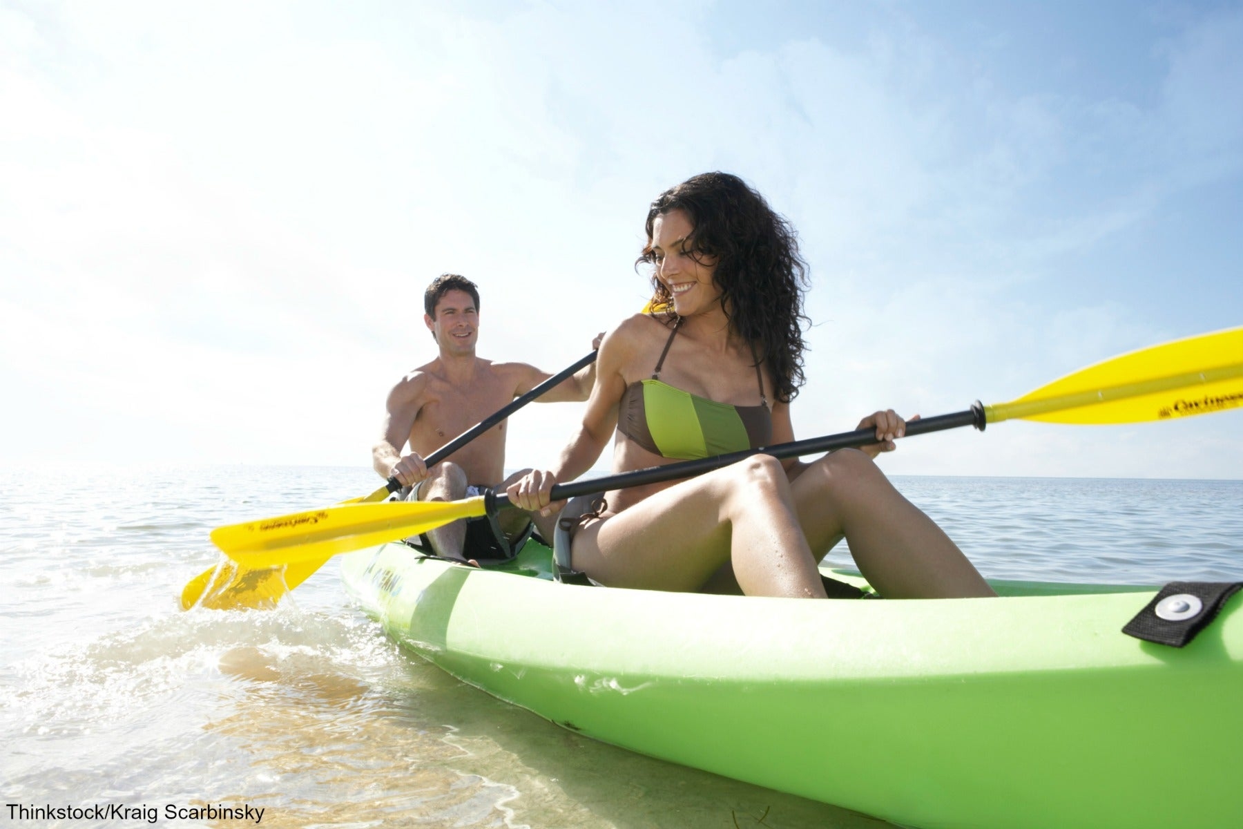 Have the Best Kayak Adventure on the Coast of Florida
