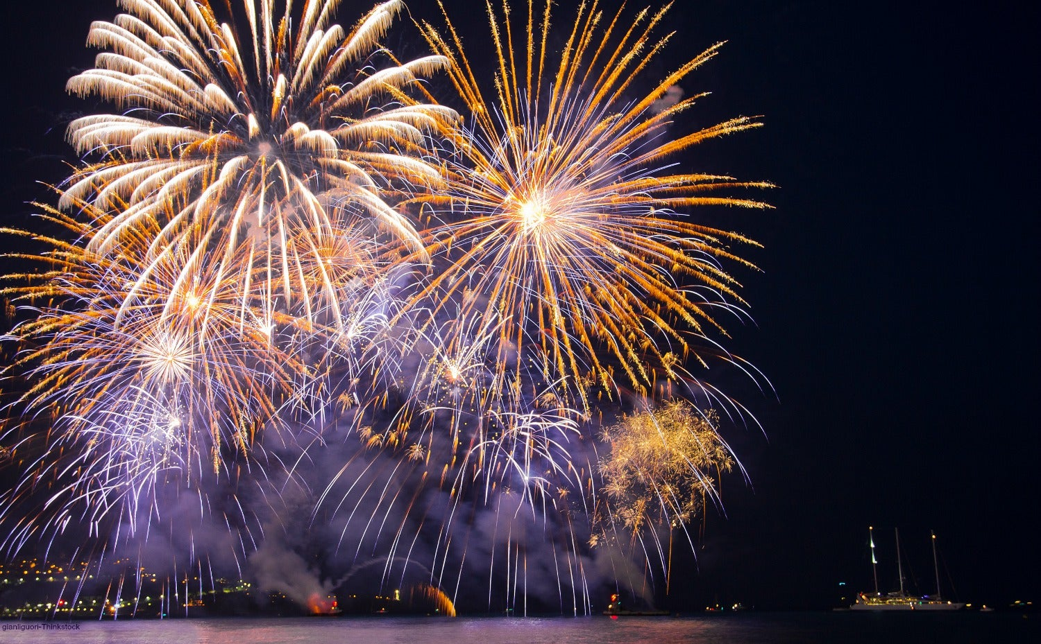 Celebrate Independence Day with a Fireworks Cruise