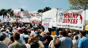 Fort Myers Beach Shrimp Festival, March 11-12