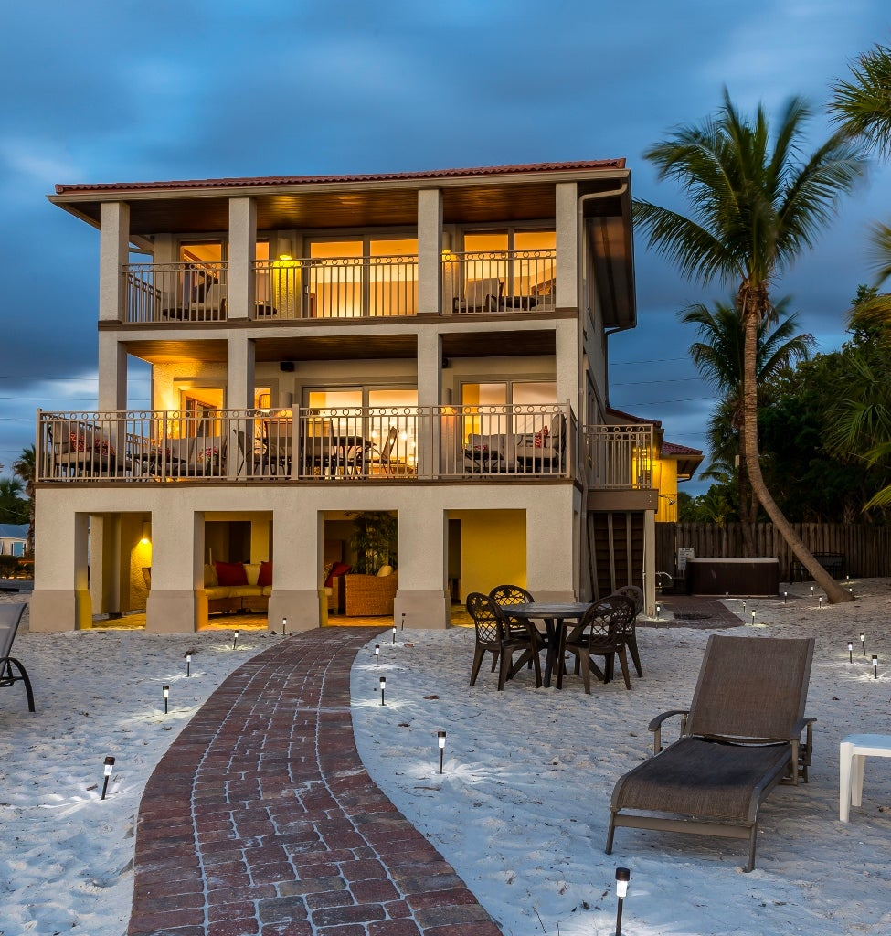This Beachfront Palace vacation could be yours