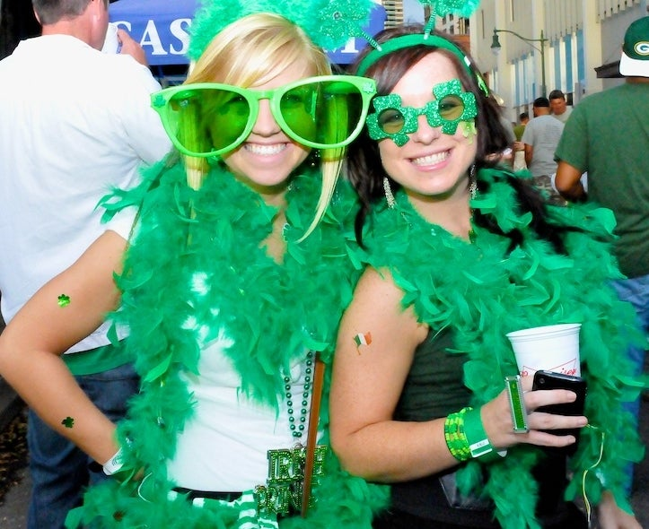 St. Patrick's Day: we're all Irish on Fort Myers Beach