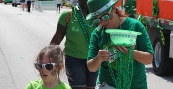 St. Patrick's Day: all Irish on Fort Myers Beach!
