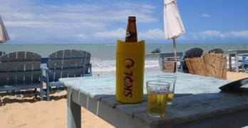 The beach and its beers – craft beers, that is!