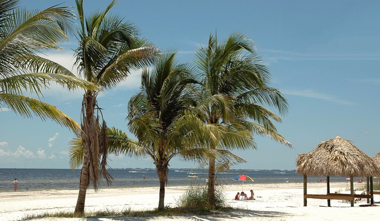 Summer fun on Fort Myers Beach!