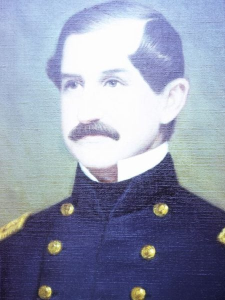 Captain Abraham Charles Myers, for whom Fort Myers was named.