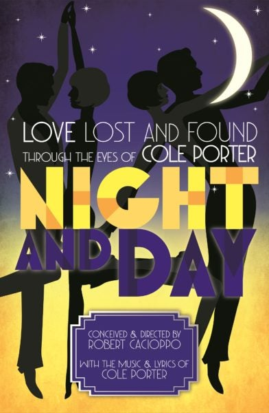 Florida Rep presents Night and Day: A Cole Porter Revenue from Dec. 19 through Feb. 25.