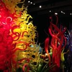 The Chihuly Collection is a permanent exhibit at the Morean Arts Center in St. Petersburg, Florida.