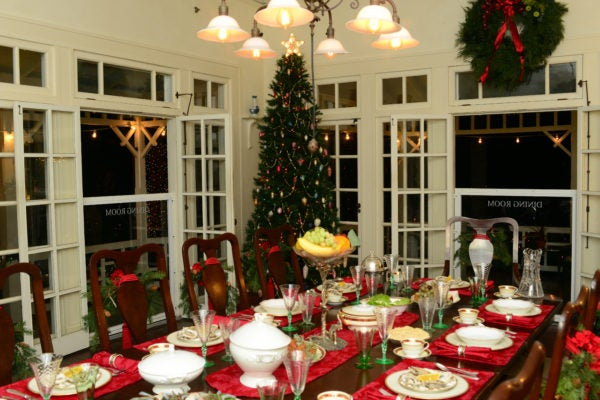 Holiday Nights at Edison & Ford Winter Estates Nov. 24 through Dec. 31, 2017.