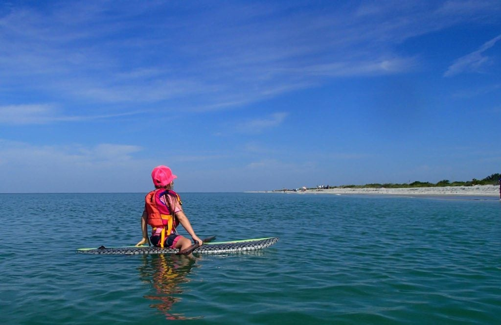 Explore the Great Calusa Blueway Paddling Trail