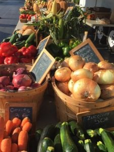 Farmer's Markets are a great place to shop to stock up a Fort Myers Beach vacation rental property.