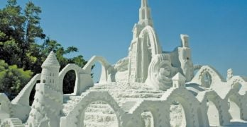Annual Sandsculpting Championship is Amazing Art