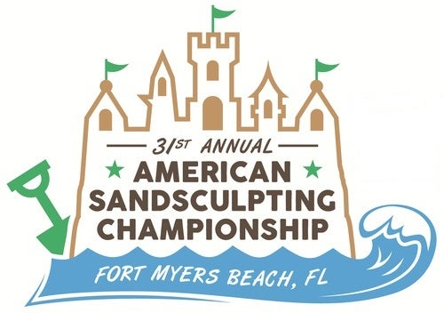 The 31st Annual American Sandsculpting Championship and Beach Festival will be held Nov. 17-26, 2017, on Fort Myers Beach, Florida